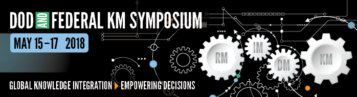 DoD & Federal Knowledge Management Symposium