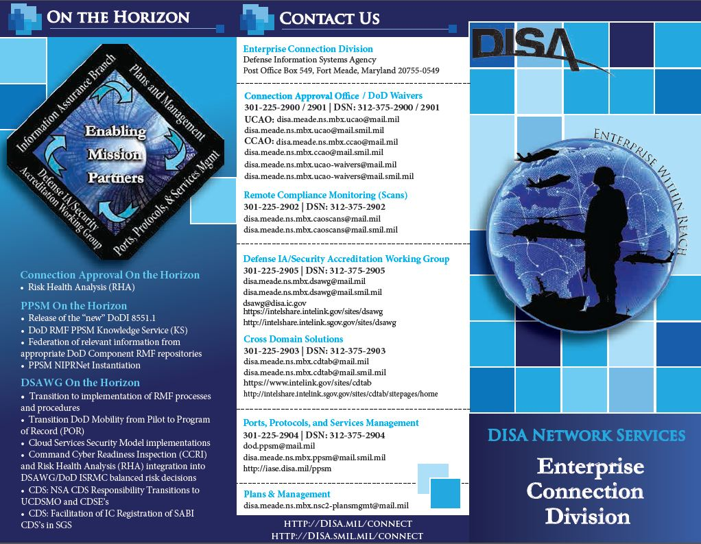 NSC Division Brochure
